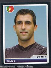 Panini Football Sticker-Champions League 2006-07 - No 244 - Sporting Lisbon