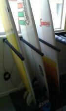 Surfboard Wall Rack - Quad VERTICAL Steel by Curve