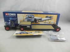 Corgi Classics 16702 Pickfords Scammell Highwayman Low Loader 1:50 Scale