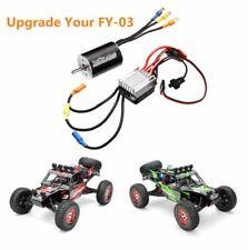 FY-03  2838 Sensorless Waterproof Motor 3600KV w  35A ESC 1/12 1/16 1/18 USA