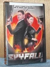 Spyfall (DVD, 2017) NEW hilarious spy movie parody Airplace meets Casino Royale