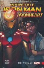 INVINCIBLE IRON MAN: IRONHEART VOL #1 HARDCOVER Marvel Comics Collecting #1-6 HC