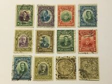 old stamps  CARIBBEAN     x  12