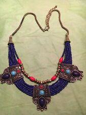 Boho Gypsy Necklace, Urban