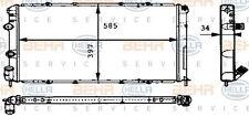 8MK 376 715-531 HELLA Radiatore Raffreddamento Motore