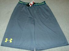 ~NWT Boys UNDER ARMOUR Shorts! Size YLG Loose Fit Nice!
