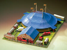 Circus Roncalli 1:100 für Spur H0 Kartonmodell Bausatz