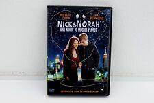 NICK & NORAH UNA NOCHE DE MÚSICA Y AMOR - DVD - MICHAEL CERA - KAT DENNINGS