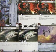 Star Wars LCG-Objective Set #154 - Evasive Maneuvers