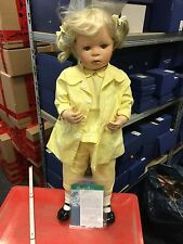 Inge tenbusch Porzellan Puppe Patrizia 76 cm. Top Zustand