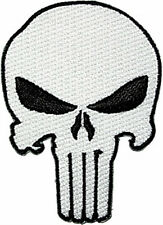 PUNISHER SKULL TACTICAL COMBAT SEAL TEAM 3 INCH  HOOK  PATCH