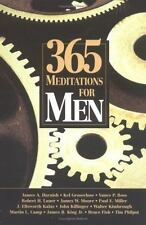 (New) 365 Meditations for Men by James Moore (Paperback)
