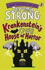 Krankenstein's Crazy House of Horror (Cosmic Pyjamas) by Jeremy Strong | Paperba