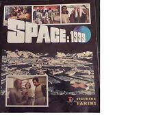 FIGURINE SPACE 1999 PANINI 1976 EVADO MANCOLISTE  NUOVE € 1,10 RECUPERO € 0,70