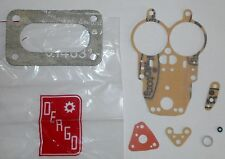 FIAT 124 COUPE' - SPORT/ KIT GUARNIZIONI CARBURATORE/ CARBURETOR GASKETS SET