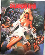 SPOOKIES (1985) Blu-ray + Slip Cover & Protector   Vinegar Syndrome   HORROR