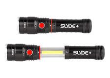 NEBO SLYDE + PLUS COB LED FLASHLIGHT TORCH - NB6525 - UK SELLER