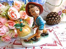 VINTAGE FRIEDEL PORCELAIN FIGURINE - BAVARIA GERMAN PORCELAIN - HAND PAINTING