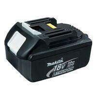 Genuine Makita BL1830 LXT 18V 3.0Ah Li-Ion Rechargeable Power Tool Battery