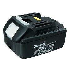 Genuine Makita BL1830 LXT 18V 3.0Ah Li-Ion Rechargeable Power Tool Battery