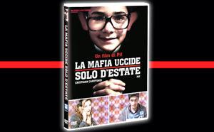 LA MAFIA UCCIDE SOLO D'ESTATE (2013) DVD, con Pif - NUOVO, SIGILLATO