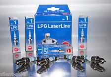 4 x Zündkerzen NGK-1   LPG 1496  -   CNG/LPG  SATZ