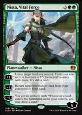 Nissa, Vital Force x1 Magic the Gathering 1x Kaladesh mtg card planeswalker