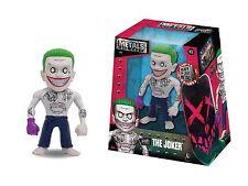 "DC Comics Suicide Squad Die Cast Metals 4"" Figure - The Joker BRAND NEW"