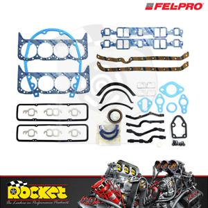 Fel-Pro Full Gasket Set (fits Small Block Chev) - FEAFS7733PT-2