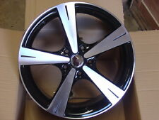 4x 17x8 INCH Wheels & Tyres Package, suit Holden Commodore and BMW 3 Series Only