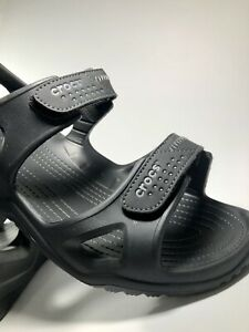 Mens Size 11 Crocs Swiftwater River Sandals BRAND NEW SALE PRICE ONLY £12.99 💕