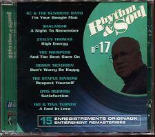 RHYTHM & SOUL - N°17 - MOTOWN - CD COMPILATION NEUF SOUS CELLO