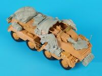 1/35 Resin Stowage for WWII German Sd.Kfz. 233 Vehicle Unpainted QJ109