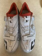 Gaerne Carbon Fiber Boa Cycling Shoes £250 Rrp