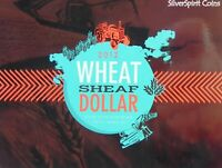 2012 WHEAT SHEAF Mintmark CBMS Coin Set
