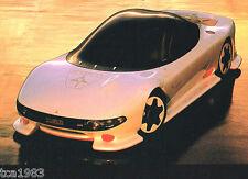 1989 Mitsubishi Brochure:GALANT,ECLIPSE,MIRAGE,MONTERO,PRECIS,SIGMA,WAGON,PickUp