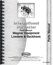 Ford Wagner Backhoe & Farm Loader Parts Manual (IH-P-WAGNER)