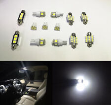 13 x Super White LED Interior Light Package For 2004-2010 Toyota Sienna TS1B