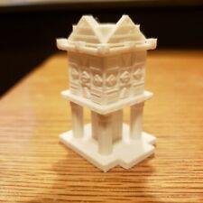 Theme Park S W Kiosk Ver. #3 For Olszewski Fantasy L. Platform 3D Printed