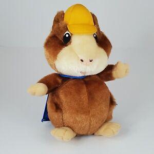 "The Wonder Pets Lenny Guinea Pig 9"" Plush Stuffed Animal Fisher Price"