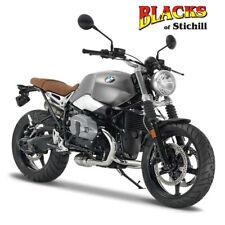 1:12 Maisto escala BMW R Nueve T Scrambler gris modelo diecast Moto