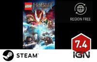 Lego The Hobbit [PC] Steam Download Key - FAST DELIVERY