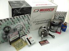 Honda CRF250 R Engine Rebuild Kit, Crankshaft, Piston, Cam Chain, Gaskets 04-07