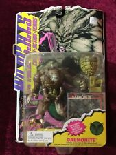 Daemonite Jim Lee'S Wildcats Action Figure Playmates 1994 New In Package