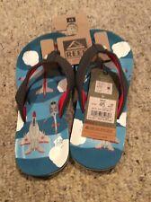 Reef Childrens Flip Flops  Sz 4/5
