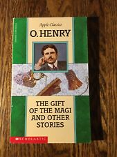 THE GIFT OF THE MAGI & Other Stories   O. Henry  1997 paperback HOLIDAY CLASSIC