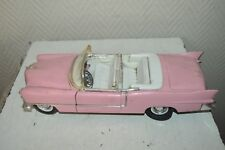 VOITURE SOLIDO CADILLAC ELDORADO  1955   1/21 CAR/AUTO PINK LADY GMC 2