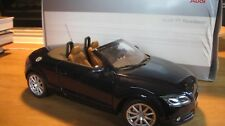 AUDI TT Roadster Blu Profondo Blu AUDI Edition 1:18 OVP