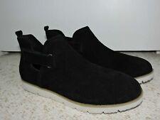 NEW Bearpaw Zoe Women's Size US 11 Booties Shoes Black