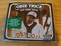 CD Single: Obie Trice : Got Some Teeth : Enhanced CD